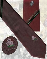 Japan Rugby World Cup 1987 - 8cm wide RUGBY TIE