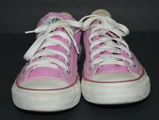 Converse Low Top Shoes for Women Size 5 Purple Pre-owned