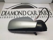 2007 PEUGEOT 407 RIGHT DRIVER SIDE WING MIRROR E9014145 C51