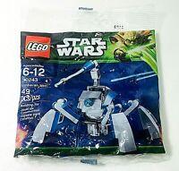 Lego Star Wars Umbaran MHC Brick Polybag Set 30243 Walker Clone UMHC New Sealed