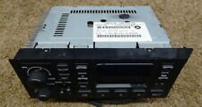 88-02 1988-2002 DODGE CHRYSLER JEEP AM FM RADIO CASSETTE P04858556AD