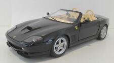 Hot Wheels Elite 1/18 Scale diecast - N2055 Ferrari 550 Barchetta Pininfarina