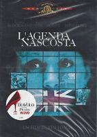 Dvd **L'AGENDA NASCOSTA** nuovo sigillato 1990