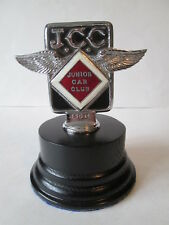 Brooklands Goodwood Badge Barc British Auto Racing Club Badge Hill Climb Special Vehicle Parts & Accessories