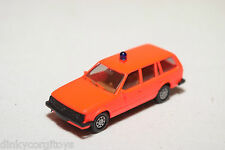HERPA OPEL KADETT CARAVAN FEUERWEHR FIRE CAR EXCELLENT CONDITION