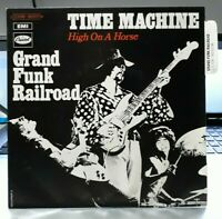 "Trés Rare SP - Grand Funk Railroad  "" Time Machine "" LANGUETTE ( MINT / N MINT )"