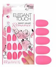 Elegant Touch False Nails - Romance Collection Sweet Heart (24 Nails)