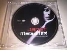 Janet Jackson 2009 The Best Megamix Taiwan Exclusive Promo DVD Sampler not CD