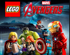 Lego Marvel Los Vengadores región libre de vapor clave de PC ()