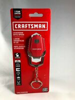 CRAFTSMAN Bottle Opener / Keychain combo - 15 Lumens - Stainless Steel