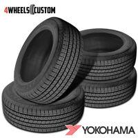 4 X New Yokohama Geolandar HT G056 P265/70R18 114S Tires