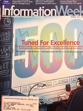 Information Week Magazine Annual Ranking Of Business September 2003 051018nonrh
