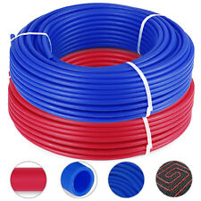 2 Rolls 1/2�€�300FT PEX Tubing Pipe Non-Barrier PEX Pipe Radiant Potable Water