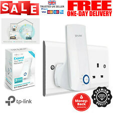 More details for wifi booster wireless signal extender 300mbps internet router repeater tp-link