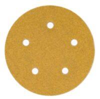 """Norton 5"""" X NH 80 P80 Grit No-Fil Aluminum Oxide Paper Disc (50 PCS)"""