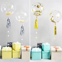de mariage transparent. ballons de claire bulle de décoration jouets gonflables