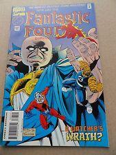 Fantastic Four  397  . Ant - Man App . Marvel 1995  -   VF - minus
