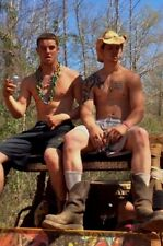Shirtless Male Beefcake Country Southern Boys Red Neck Jocks Boot PHOTO 4X6 D528