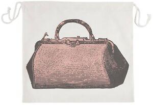 New Thomas Paul Drawstring Dust Storage Bag 17 X 19 Shoes Purses Clutches Blush