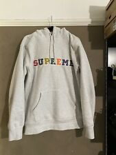 Supreme Half Zip Warm Up 'ss 18' in Real Blue (Blue) for Men