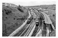 bb0134 - Barry Island Railway Station , Wales in 1966 - photograph 6x4
