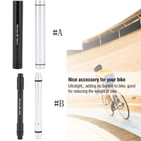 Bicycle Bike Thru Axle Hub Adapter 15mm to 12mm/12mm to 9mm Quick Release Skewer
