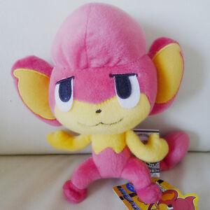 "Original Takara Tomy Pokemon Plush Stuffed Doll 8"" Pansear New"