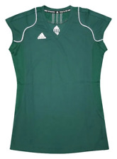 Adidas On Field Capsleeve Game Jersey Shirt, Green, Women's Size XS, B12 M