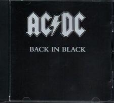 AC/DC - Back In Black - CD Album