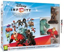 Disney Infinity Starter Pack 3DS - totalmente in italiano