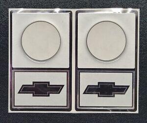 Vintage 80's 90's Chevy GMC squarebody silverado c10 Door Lock Scratch Guard