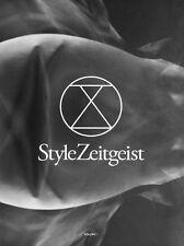 STYLE ZEITGEIST VOL.1 FACTORY SEALED - FASHION CULTURE DESIGN INDUSTRY MAGAZINE