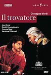 "VERDI: ""IL TROVATORE"", ROYAL OPERA HOUSE, NEW, SEALED BBC KULTUR DVD; FREE SHIP"