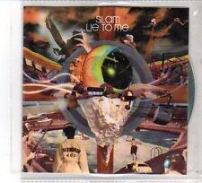 (DW555) Slam, Lie To Me - DJ CD