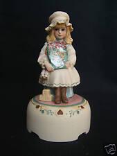 "Jan Hagara '85 MUSICAL Figurine ""SHANNON"" Ltd Ed MIB"