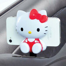NEW! HELLO KITTY Kawaii Smartphone Stand Car Accessory Sanrio Japan