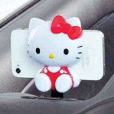 NEW! HELLO KITTY Kawaii Smartphone Stand Car Accessory Sanrio Japan