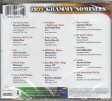 GRAMMY NOMINEES 1999 - CD (NUOVO SIGILLATO)