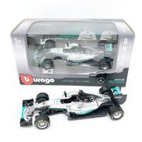 Bburago Burago 1/43 Mercedes Benz Formula One F1 Car Model 1:43 #44 Racing Model