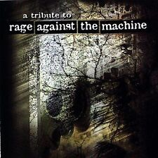 ~COVER ART MISSING~ Various Artists CD Tribute to Rage Against the Machine