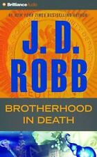 In Death: Brotherhood in Death 42 by J. D. Robb (2016, CD, Abridged)