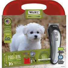 Wahl Pro Ion Rechargeable Pet Clipper Kit