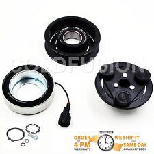 A/C AC COMPRESSOR CLUTCH REPAIR KIT COIL PULLEY FITS: ( Nissan Quest 2004-2009 )