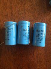 Mallory TC75 A  20MFD 450v