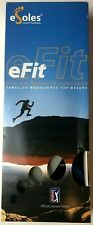 eFit Custom Modular Footbeds From eSoles
