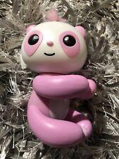 Wowwee Fingerling Light Pink Panda