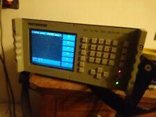 analizzatore di campo analizer kathrein msk 33