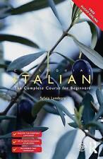 Colloquial Italian: The Complete Course for Beginners by Sylvia Lymbery (Paperback, 2015)