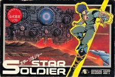 NES / Famicom Spiel - Star Soldier JAP Modul