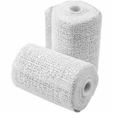 Plaster Bandage 2.7m Roll - Gauze flexible sculpture modelling - Craft Decorate